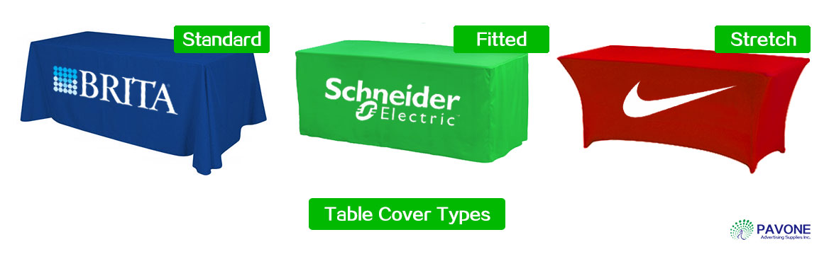 table cover types