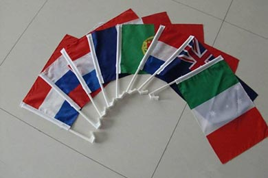 china-car-flags