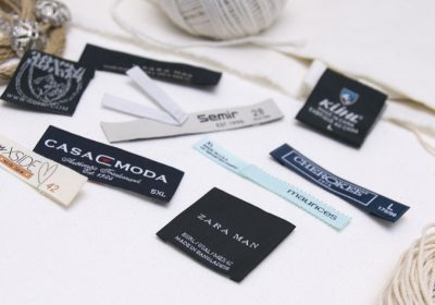 Clothing Labels and Tags