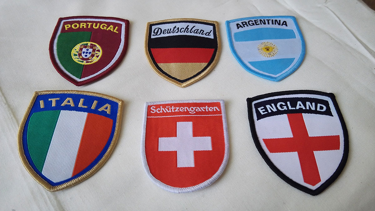 embroidered-patches-badges-of-national-football-teams
