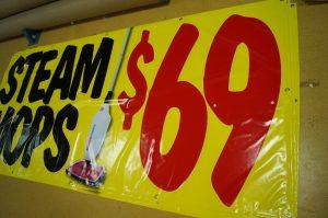 vinyl banner for Promotional Campaign